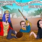 Karikatür – Akil insanlar BOP çukuruna saplandı