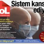 Türkiye'de bir yılda yaklaşık 80 bin kişi kanserden öldü/rüldü