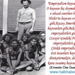 Ernesto Che Guevara: Emperyalizm hayvanlıktır