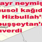 Kusayr neymiş be turnusol kağıdı gibi Hizbullah'la Hizbuşşeytan'ı ayırıverdi – Gazi DİRENEN