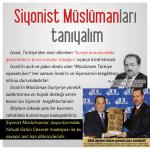Siyonist müslümanlar(!) kimlerdir?
