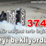 3743 gündür marjinal terör örgütleri neyi bekliyordu? – Hüseyin Yahya CEVHER