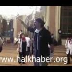 Video: Başbakan'ın içki içiliyor dediği cami'de gönüllü doktorlar halkın canını kurtarma telaşında