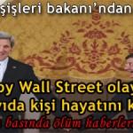 Türkiye dışişleri bakanı, ABD'de öldürülen sivil halkın basına yansıtılmadığını ifşa etti
