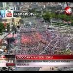 Video – Erdoğan Kayseri'de Şoka Uğradı!