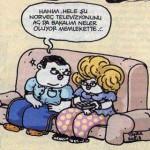 Karikatür – Türkiye halkı gerçekleri neden Norveç TV'lerinden izliyor