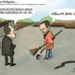 Karikatür – Türkiye halkından başbakana: Oğlum Bak Git!