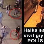 İzmir'deki eli sopalı timlerin polis olduğu resmen açıklandı