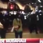 Video – Vatandaş: Kim polisi tahrik ediyor