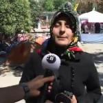 Video: Gezi Parkında ki türbanlı bayan, göstericiler üzerinde oynanmak istenen oyunu bozucu açıklama yaptı