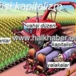 Karikatür: Sömürü düzeninin aktörleri