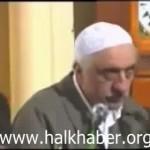 Video – Fethullah GÜLEN'in sohbetinden bir kesit…