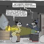 Karikatür – Hırsızı bile soyan zihniyet