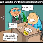 Karikatür – Türkiye'de eğitim sistemi nasıl belirleniyor?