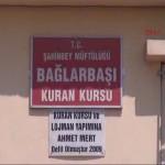 Video – Gaziantep'te Kur'an-ı Kerim kursunu yıkacaklar