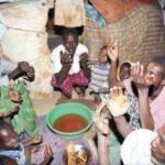 Somali'den iftar manzarası…