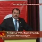 Video – AKP milletvekili Başbakanın eş başkanı olduğu BOP projesini açıklıyor
