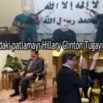 Lübnan'daki patlamayı Hillary Clinton Tugayı üstlendi!