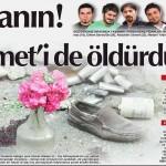 Türkiye'de bir genç daha gösteriler sırasında öldürüldü