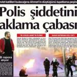 Ahmet ATAKAN'ın ölümü sonrası polis şiddeti aklanmaya çalışılıyor