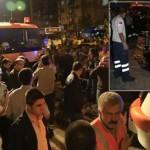 Eskişehir halkı tramvayın ezdiği çocuğun 1.5 saatte kurtarılamamasına tepki gösterdi
