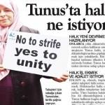 Tunus halkı devrimin oturmaması üzerine yeniden harekete geçti