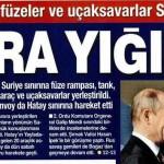 Türkiye'nin Suriye sınırına yığınağı sürüyor