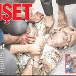 Suriye askerini koyun gibi boğazladılar!