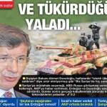 Tükürdüğünü yalayan, utanmadan yalan söyleyen adam: Ahmet Davutoğlu