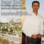 Beşşar Esad'ın ilk tanıdığım günden beri beni en çok etkileyen özelliği beyefendiliğidir – Hüseyin Yahya CEVHER