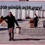 Van depremzedelerinin zulme karşı başkaldırısı olan açlık grevi 100 günü geride bıraktı