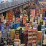 Kamyoncuların eylemi sebebiyle İstanbul'a 4 gün sebze ve meyve girmeyecek