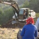 'Maden ocağı doğamıza zarar veriyor' dediler, hapis cezası aldılar