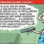 Karikatür – Türkiye'deki muhalefetin ipi iktidarın elindedir