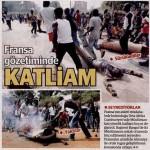 Orta Afrika Cumhuriyeti'nde Fransa gözetiminden katliam sürüyor