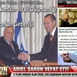 Halkımızın İsrail Düşmanlığı ve Şaron'un Geberişi – Hüseyin Yahya CEVHER