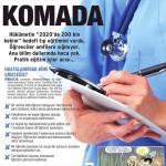 Tıp Eğitimi Komada