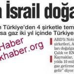 Türkiye, korsan İsrail'den doğalgaz almaya hazırlanıyor