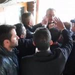 İçişleri Bakanı Efkan Ala, Niğde'nin Bor İlçesi'nde protesto edildi