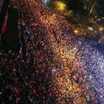 Türkiye'de 28 Mayıs-6 Eylül arasında 5532 eylem yapıldı