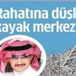 Suudi Arabistan'da halk açlıktan ölürken prensler Avrupa'da fink atıyor