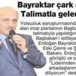 Erdoğan Bayraktar çark etti: Talimatla gelen özür