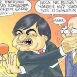 Karikatür – YÖK öğretim elemanlarının görüş bildirmesini yasakladı