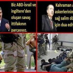 Türkiye yöneticileri katliamcı siyonistlerin bir numaralı aşıklarıdırlar