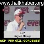 Video – Devlet, PKK ile görüşmeler yaparak şehidlerin kanını hiçe saymaktadır