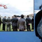 Ambulans helikopter: Halk ölürken yok! Sağlık bakanı seçim çalışması yaparken var!
