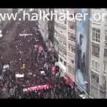 Video – Berkin Elvan'ın cenazesine milyonlar katıldı…