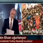 """Video – NTV, """"Benim oğlumu Allah almadı Recep Tayyip Erdoğan aldı"""" diyemedi"""
