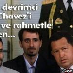 Büyük devrimci Hugo Chavez'i hüzün ve rahmetle anarken… – Hüseyin Yahya CEVHER