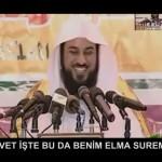 Video – Siyonist vahhabi şeyhi Arifi'nin Kur'an-ı Kerim ile alay etmesi…